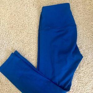 Yogalicious high waisted crop leggings